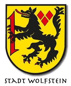 Wappen der Stadt Wolfstein